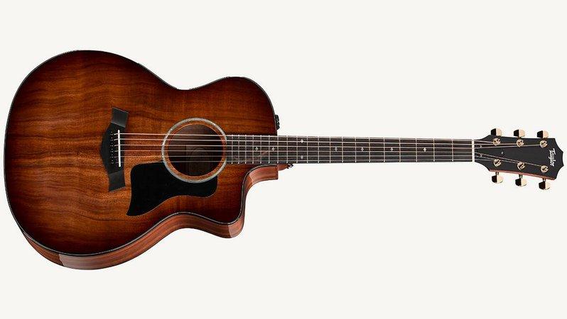 224ce-K DLX (2019) Acoustic Guitar   Taylor Guitars