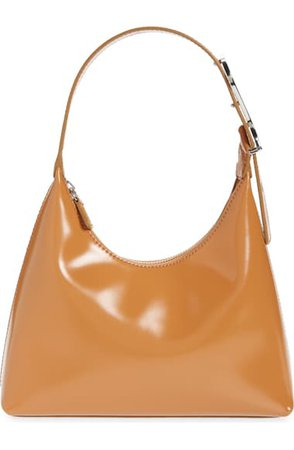 STAUD Scotty Leather Top Handle Bag | Nordstrom