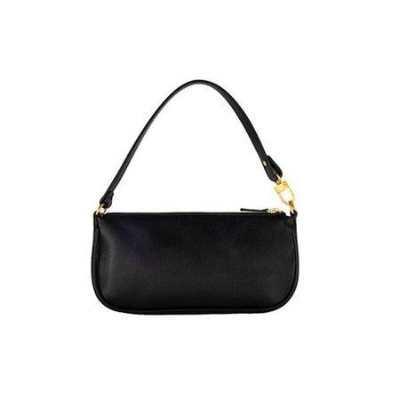 Rachel 90's Baguette Shoulder Bag with