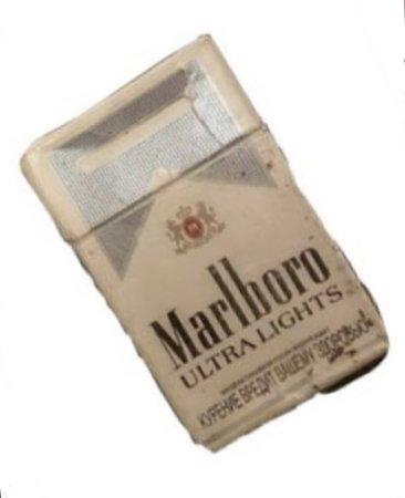 cigarettes pack