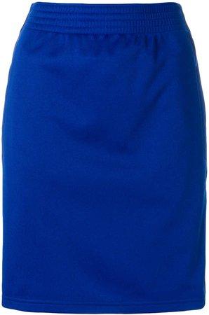fitted short skirt
