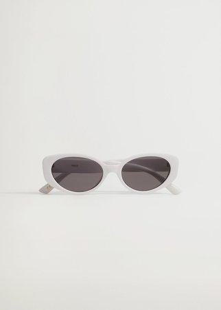 Acetate frame sunglasses - Woman | Mango Greece