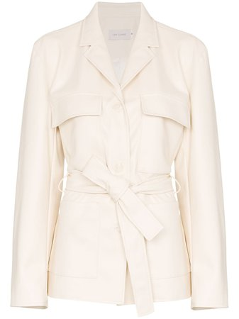 Low Classic, Tie-Waist Long-Sleeve Jacket