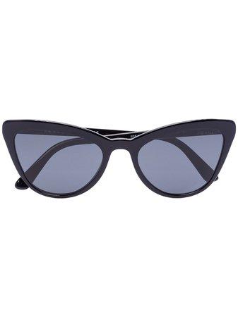 Prada Eyewear Gafas De Sol cat-eye - Farfetch