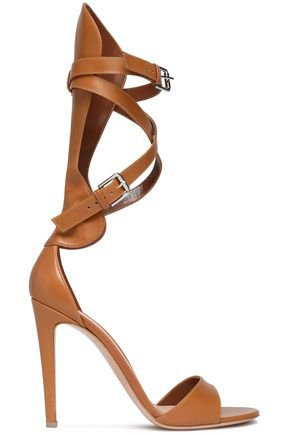 Vitalmo Gladiator leather sandals | GIANVITO ROSSI | Sale up to 70% off | THE OUTNET