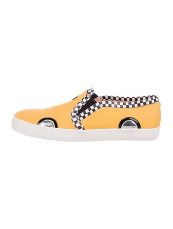 Kate Spade New York Linda Slip-On Sneakers - Shoes - WKA108539 | The RealReal