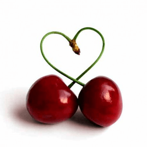 red cherry png filler