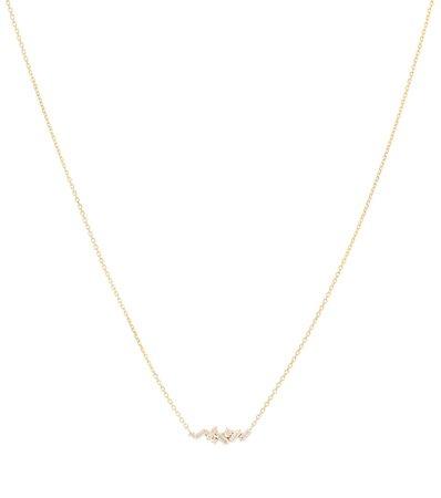Fireworks 18Kt Yellow Gold And Diamond Necklace - Suzanne Kalan | Mytheresa