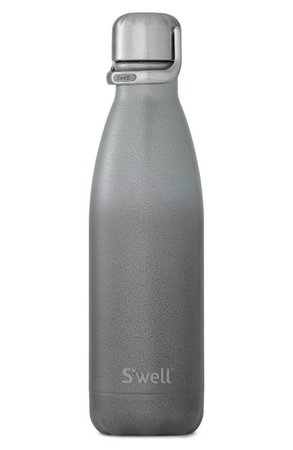 S'well Zeus Stainless Steel Water Bottle with Sport Cap | Nordstrom