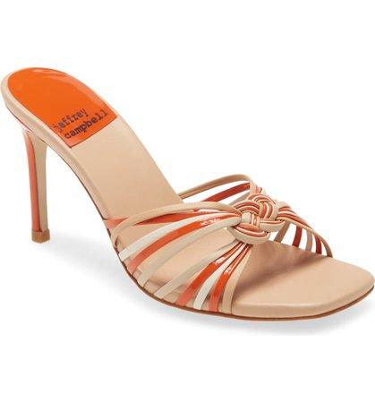 Jeffrey Campbell Faris Strappy Sandal (Women) | Nordstrom