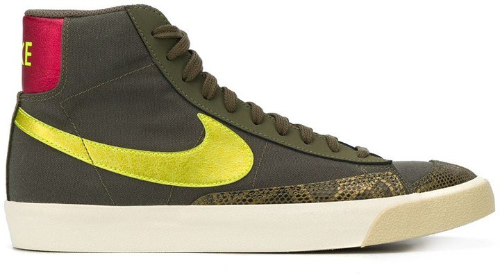 Blazer 77 high-top sneakers