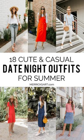 summer date night outfits - Google Search