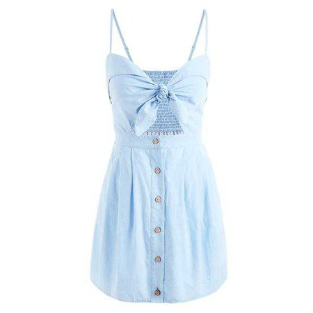 Denim Summer Bohemian Beach Dress – joychic