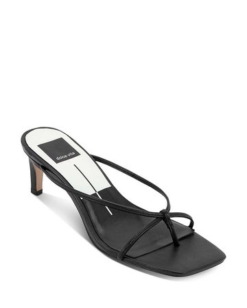 Dolce Vita Women's Kayden Strappy Slip On Sandals