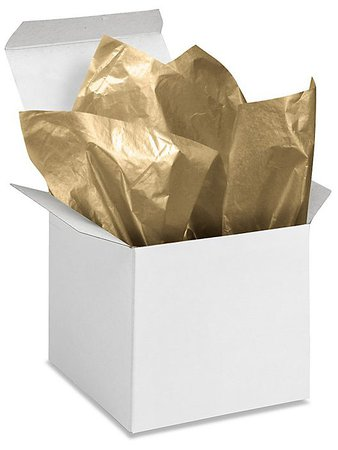 """Tissue Paper Sheets - 15 x 20"""" S-22253 - Uline"""
