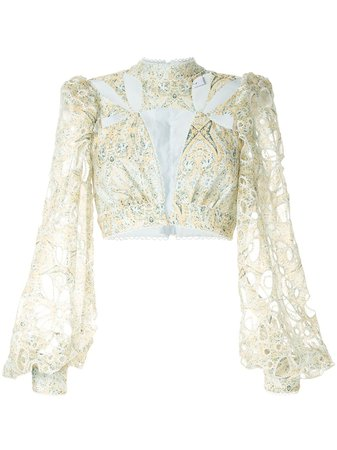 Acler Meredith Blouse - Farfetch