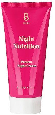BYBI Beauty Night Nutrition Cream
