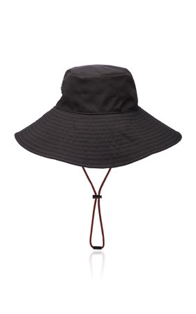 Ganni Tech Fabric Hat