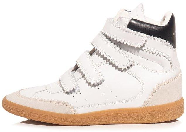 Bilsy Sneaker in White