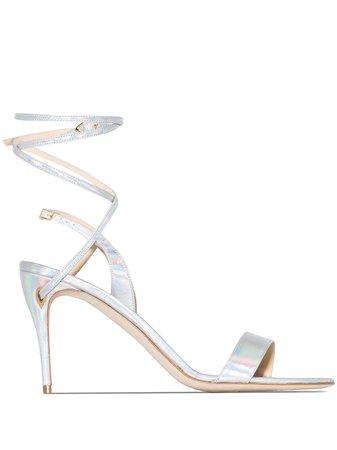 Jennifer Chamandi Tommaso 85mm sandals - FARFETCH