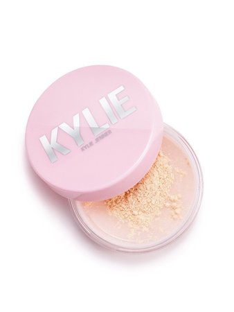 Yellow | Loose Setting Powder | Kylie Cosmetics by Kylie Jenner