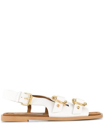 Stella McCartney Buckled Sandals - Farfetch