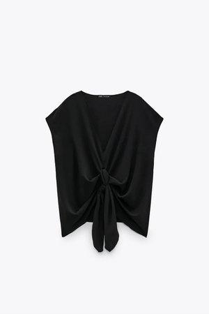 Zara tops