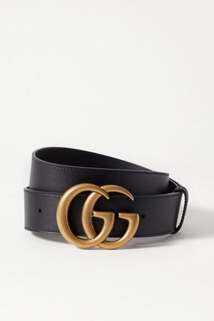 Gucci | Leather belt | NET-A-PORTER.COM