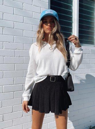 Daphne Mini Skirt