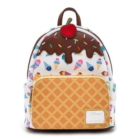 Disney Princess Ice Cream Mini Backpack by Loungefly