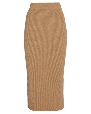 Andamane Eulalia Knit Midi Skirt | INTERMIX®