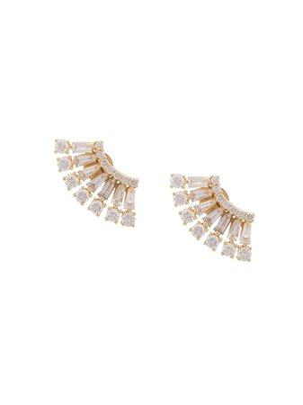 Anita Ko Ava Earrings | Farfetch.com