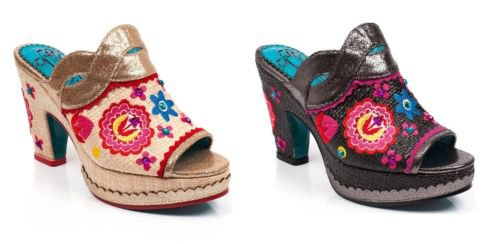 Poetic Licence By Irregular Choice 'Indian Summer' Shoes Sandals | eBay