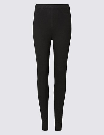 High Waist Jeggings | M&S Collection | M&S