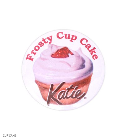 BADGE diner 75 round Katie Official Web Store