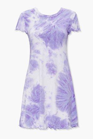 Tie-Dye T-Shirt Dress | Forever 21