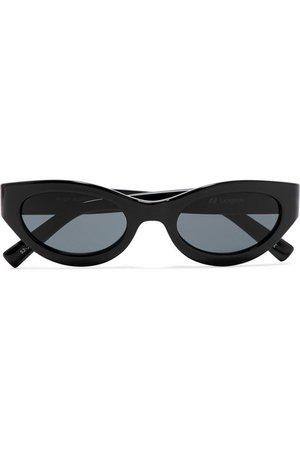 Le Specs | Body Bumpin cat-eye acetate sunglasses | NET-A-PORTER.COM