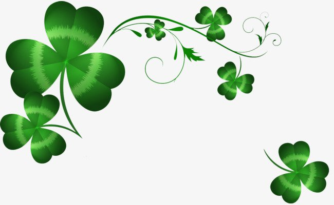 st patrick's day leaf png - Google Search
