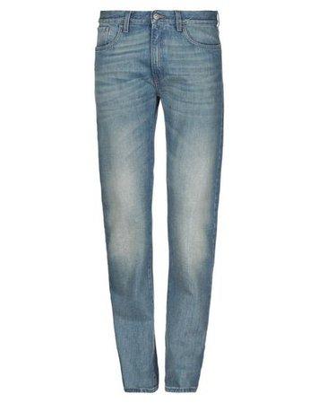 Gucci Denim Pants - Men Gucci Denim Pants online on YOOX United States - 42754675HV