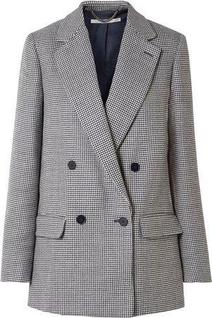 Stella McCartney | Milly oversized wool-tweed blazer | NET-A-PORTER.COM