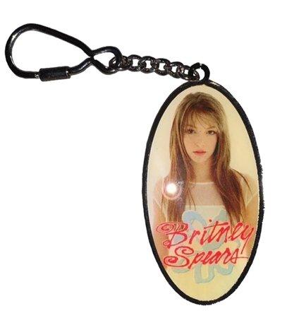 Britney Spears 90s keychain