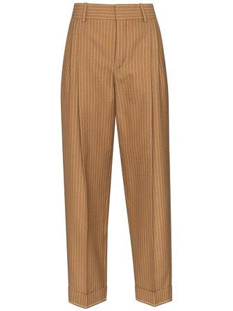 Chloé Pantaloni Sartoriali Gessati - Farfetch