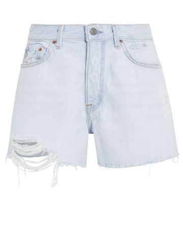 Helena Denim Shorts | INTERMIX®