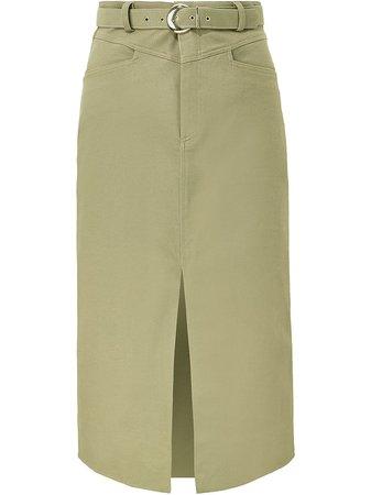 Nicholas Alexandra Cotton Skirt - Farfetch
