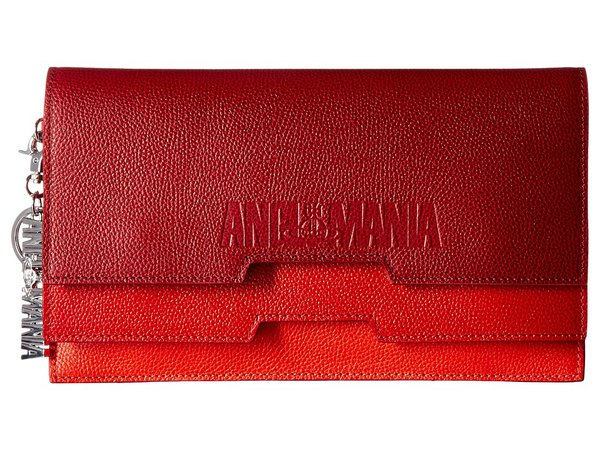 Vivienne Westwood - Susie Clutch (Red) Clutch Handbags