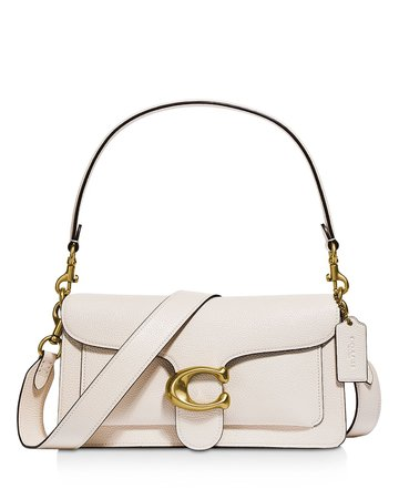 COACH Tabby 26 Leather Shoulder Bag | Bloomingdale's