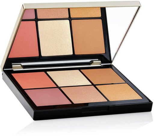 Highlight & Glow Face Palette