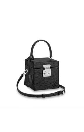 lv black box bag
