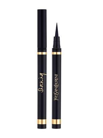 Felt-Tip Eyeliner Pen - Eyeliner Effect Faux Cils Bold | YSL
