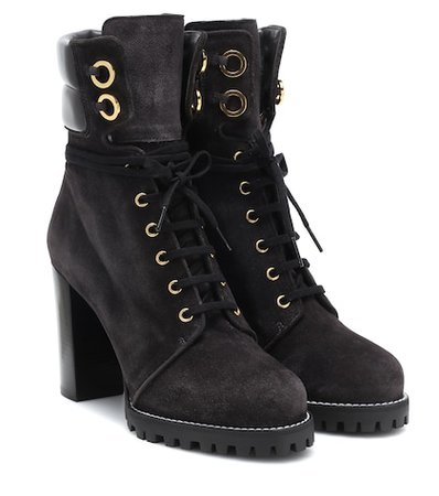 Kingsley leather ankle boots